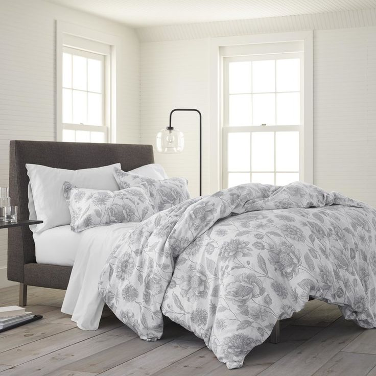 Gannon Organic Comforter Set