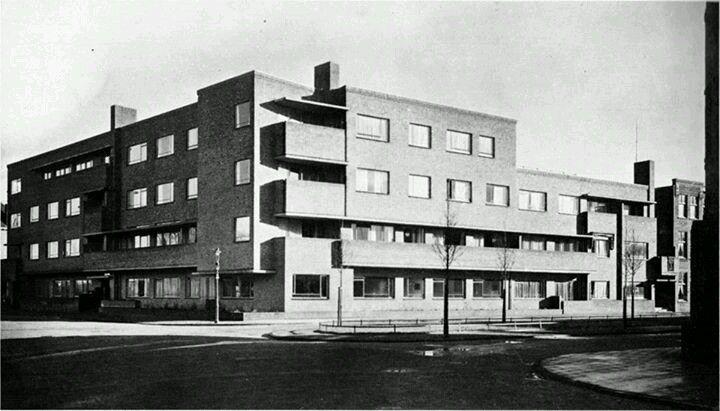 Jan Wils in Den Haag