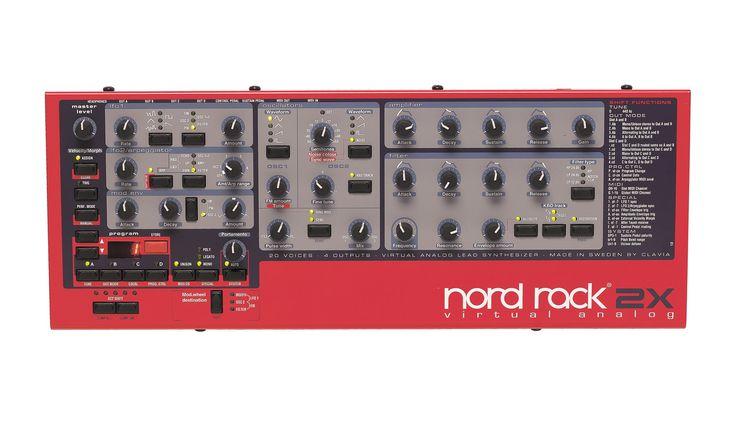 Clavia Nord Rack 2X