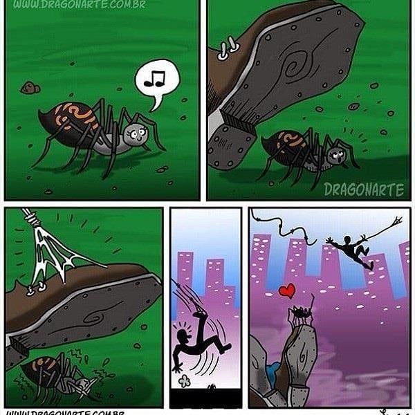 Spider man help  actionfigure #avengers #avengersinfinitywar #infinitywar #joker #batman #photography #batman #superman #spiderman #car #thanos #food #blue #red #black #blackpanther  #marvel #comic #comics #minions