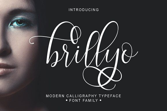 brillyo Script by pholetter on @creativemarket