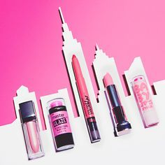 maybelline beauty product cityscape - Google Search