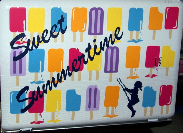 Laptop Art_Sweet Summertime. I think that they are very mobile...