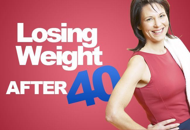 #LosingWeightAfter40 Losing Weight After 40