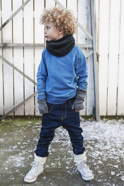 Winter outfit kids - by Paul+Paula