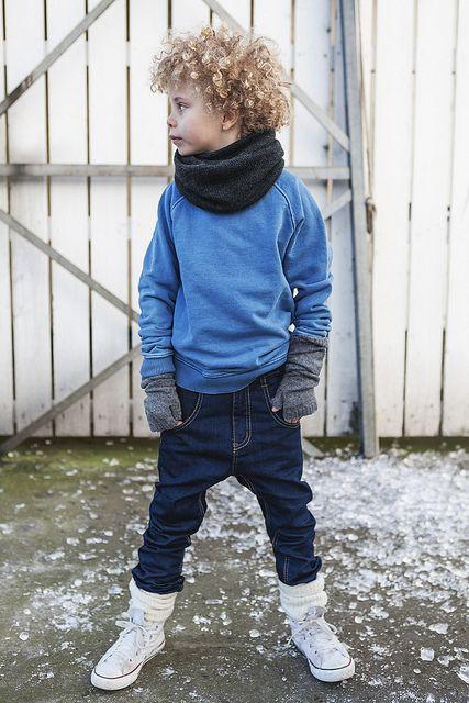 i dig denim by Paul+Paula, via Flickr stoere jongenskleding kleding jongen fashion mode cool boys outfit