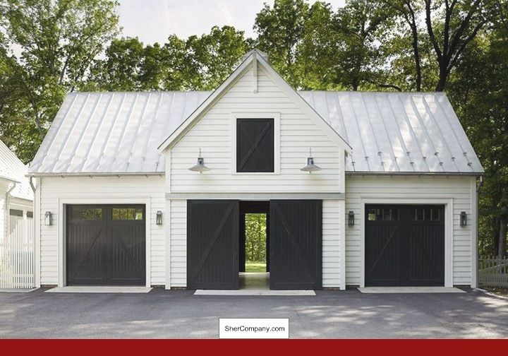 Saltbox Shed Plans 12x16 And Pics Of 12x12 Gable Roof Shed Plans 53648045 Shedplans Shedhouseplans Farmhouse Garage Garage Exterior Garage House