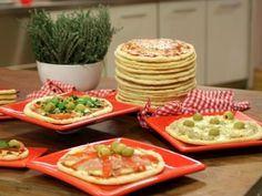 Pizzas aptas para celíacos, una receta más, que aporta algo diferente para el mundo celíaco.