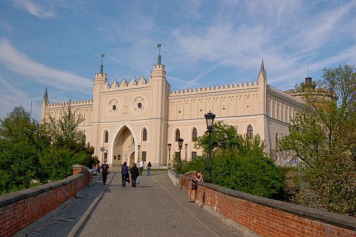 The castle in Lublin.  Find out more about the PO Kingdom of Poland Tour itinerary: http://polishorigins.com/document/kingdom_tour