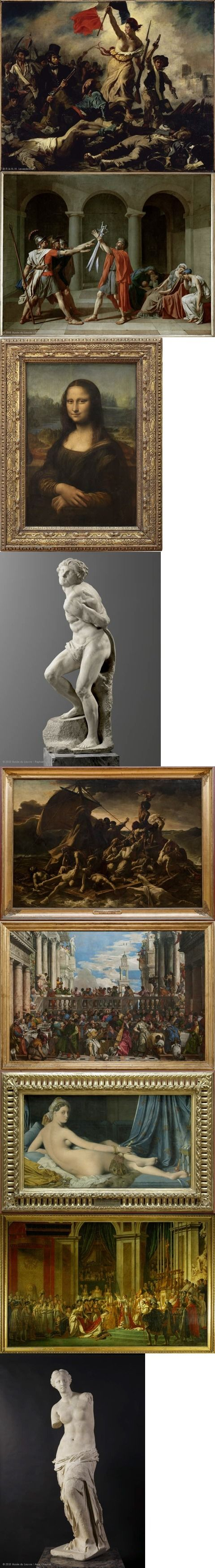 """What's your """"must see"""" favorite at the Musee du Louvre?"""
