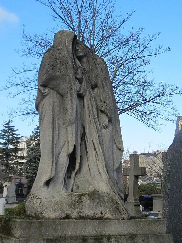17 best images about pere lachaise cemetary on pinterest - Cimetiere pere la chaise ...