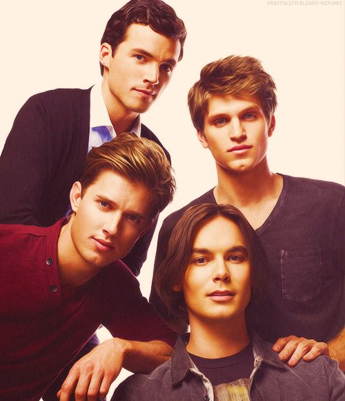 Pretty Little Liars boys *-*