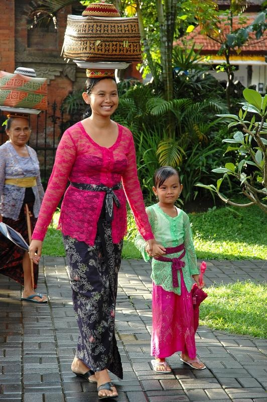 3 generations... Bali