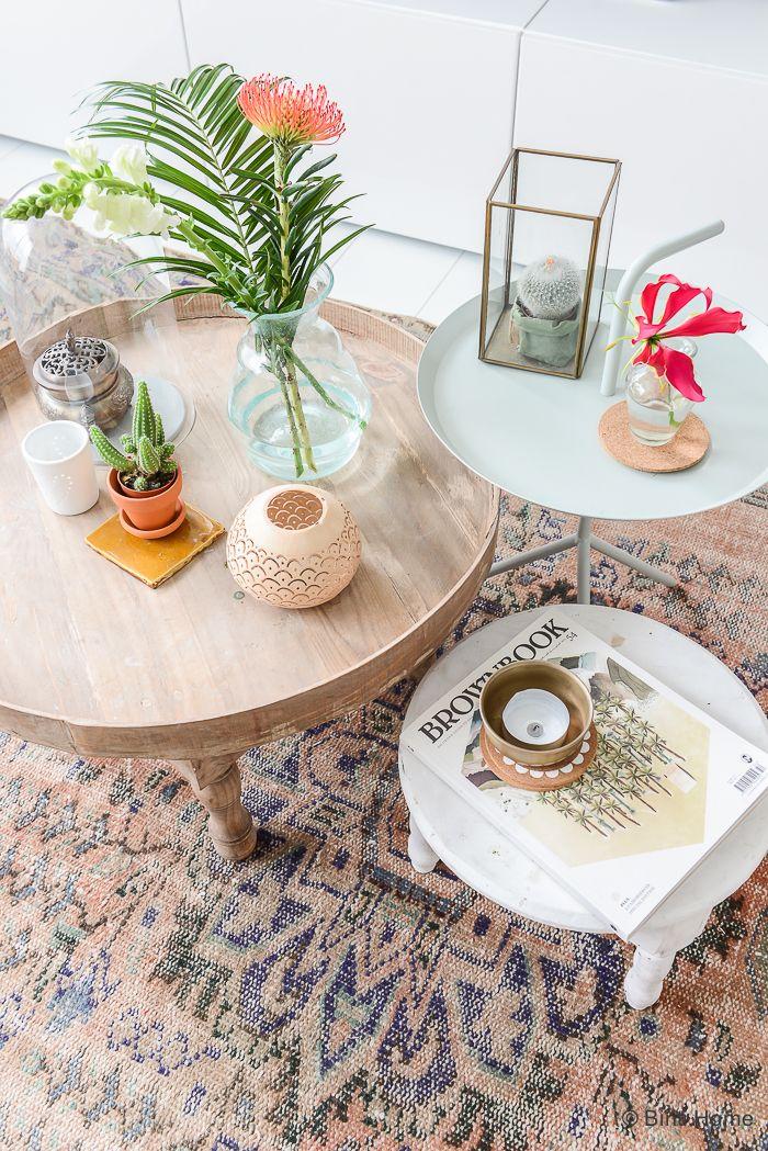 Duurzaam mondgeblazen vaas van gerecycled glas uit Caïro | Binti Home blog : Interieurinspiratie, woonideeën en stylingtips