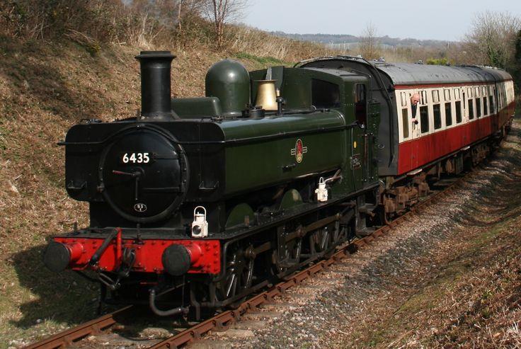 Events   Bodmin & Wenford Railway   Bodmin & Wenford Railway 6435