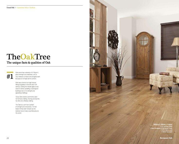 Grand Oak Timber Flooring: Grand Oak Brochure P7
