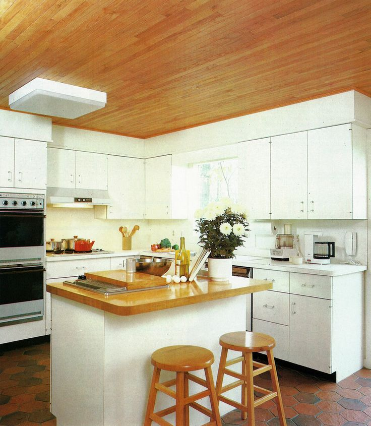 Interior Decoration For Kitchen: 17 Best Images About 1980s Kitchen On Pinterest