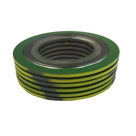 Spiral Wound Gasket with Flexible Graphite Filler for 1 inch