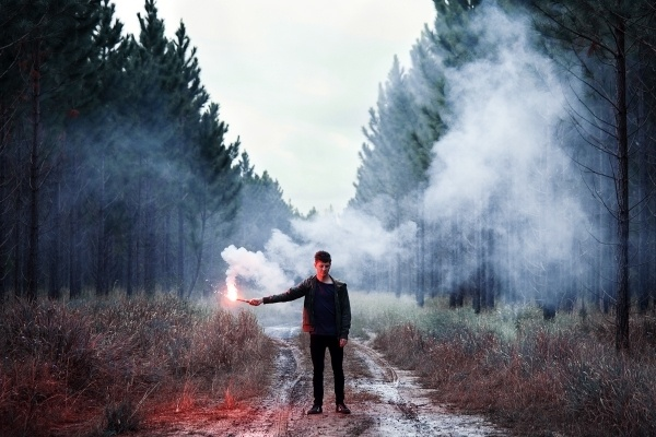 Pin By Daniel Lee On Landscapes Smoke Bomb Photography