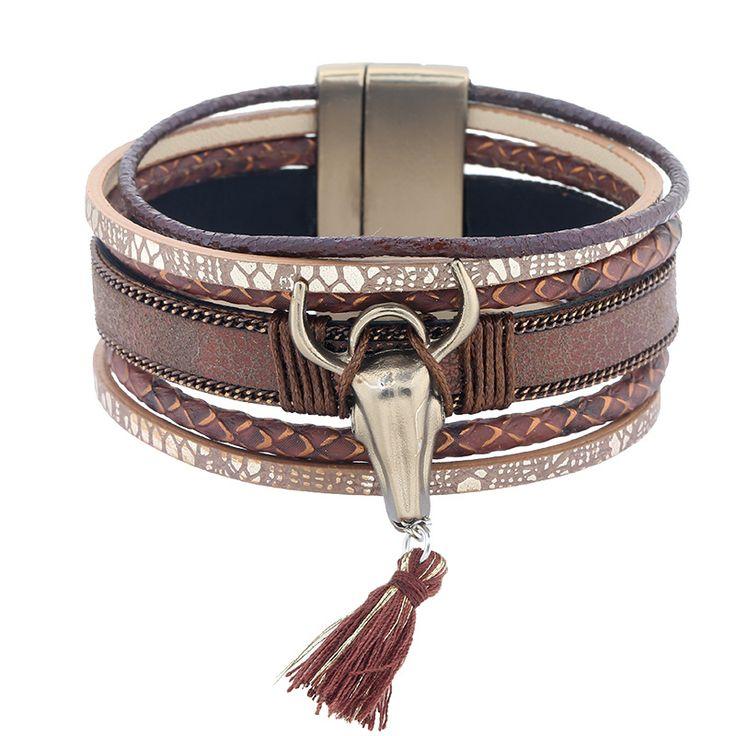 buffalo armband