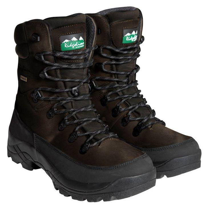 Ridgeline Warrior Boots - Waterproof Comfort all day long