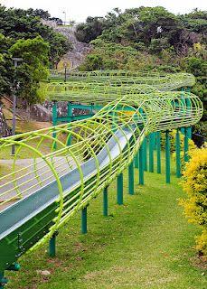 Urasoe Park Rollerslide, Urasoe Okinawa