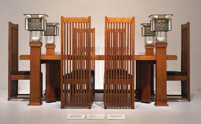 Mi Moleskine Arquitectónico: CASA ROBIE. FRANK L. WRIGHT