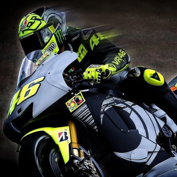 25 Rossi Yamaha Ideas Pinterest Valentino 46 M1 Vr46 Gambar