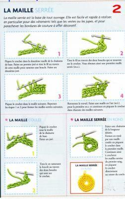 blog de korie-67 - Apprendre le crochet - Skyrock.com