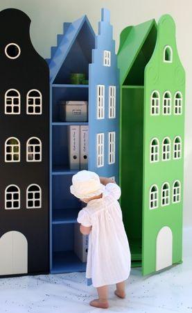 10 ideas geniales para almacenaje en forma de juguete - 10 Genius Toy Storage Ideas #estella #kids #decor