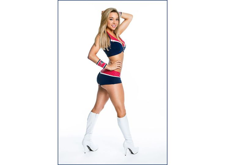 New England Patriots Cheerleader
