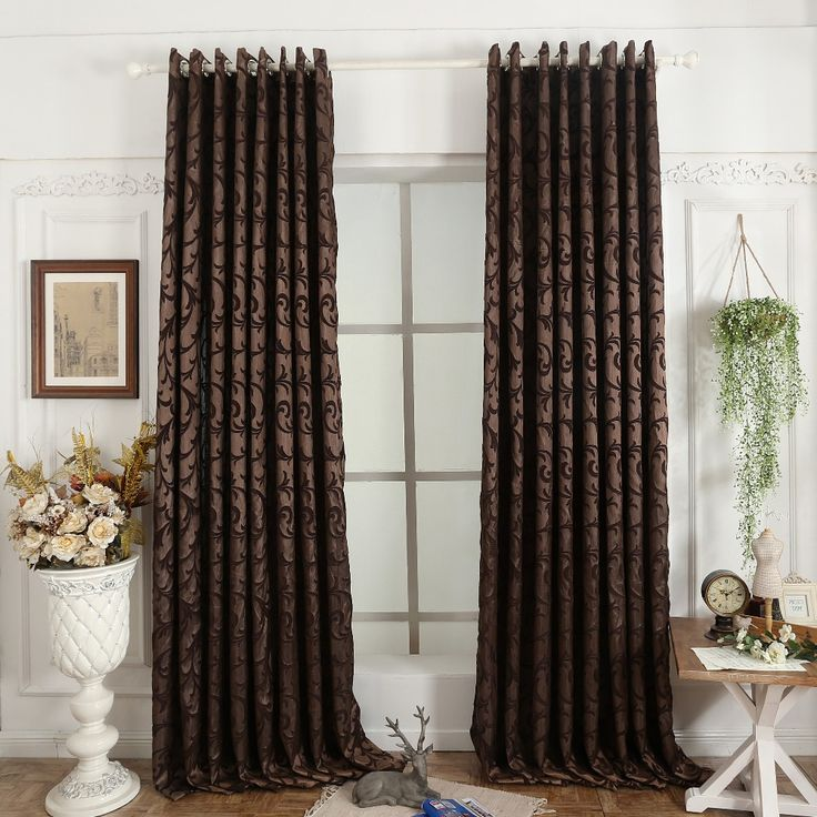 Aliexpress.com : Buy Room yarn curtains modern kitchen curtains design decorative curtains semi blackout window treatments from Reliable curtain decor suppliers on Simante Home Decoration  | Alibaba Group