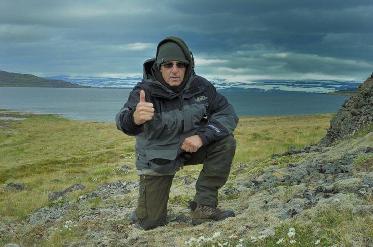 C'est Yannick Le Boulicaut, enseignant-chercheur à l'UCO et aussi photographe, passionné de nature.