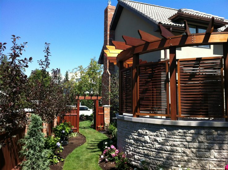 Located in Calgary, Alberta. This beautiful deck was supplied by Canada's only trusted distributor of exotic hardwood decking and related products.