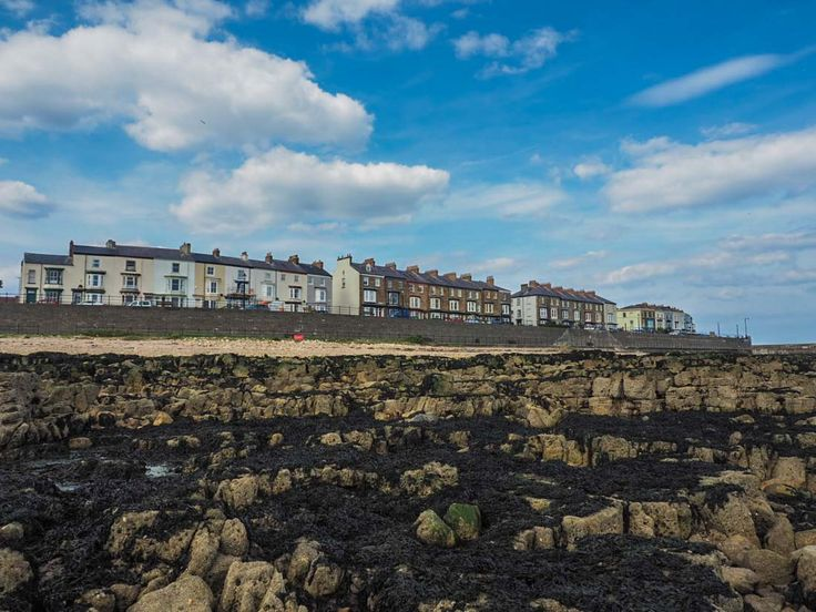 It was the last leg today of this wonderful walk. I had walked, as you have seen in previous posts, from the River Tyne and so far to Hartlepool Headland.