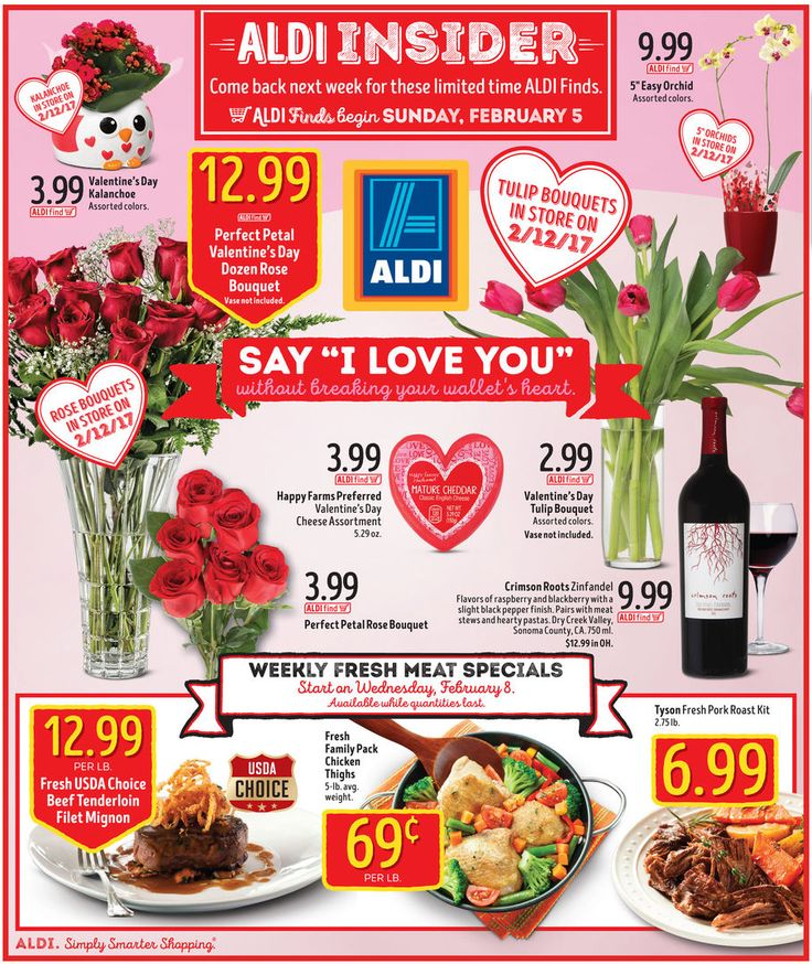 Aldi In Store Ad February 5, 2017 - http://www.olcatalog.com/grocery/aldi-weekly-ad.html