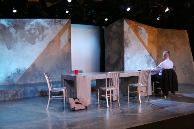 Dead Man's Cell Phone by Sarah Ruhl, Directed by Jeffrey Lo