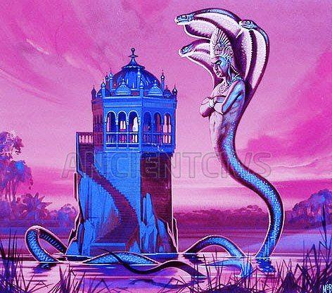 Наги. Предшествующая нам раса? Боги или злодеи?  Слово «наги» на санскрите обозначает божества или класс мифологических существ, принимающих образ змеи, преимущественно королевской кобры, которые упомянуты в индуистских и буддийских текстах  #наги #божества #пришельцы #боги #змеелюди #нага #индуизм #буддизм  http://ancientcivs.ru/nagash_snake