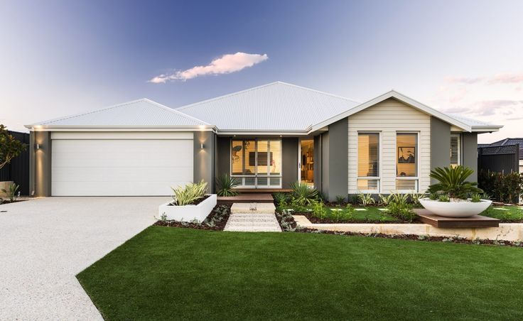 17 best images about display home the kidman on for Gable home designs