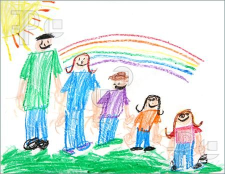 kids drawings of people - Google Search