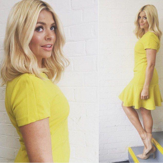 Brighten up for summer in a Banana Republic dress #DailyMail
