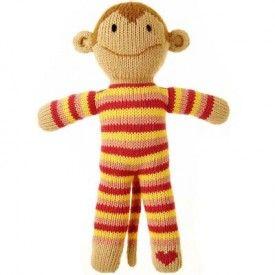 Huglees Miss Maxine the Cheeky Monkey