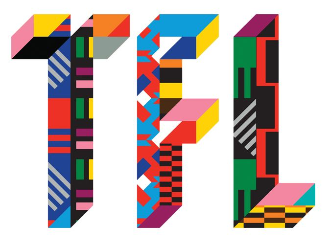 London Underground 150th Anniversary Oyster Card Holder: The Fabric of Design by Andreas Neophytou