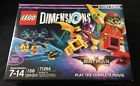 LEGO Dimensions The LEGO Batman Movie Story Pack PS4 Xbox One PS3 XBOX 360 Wii U