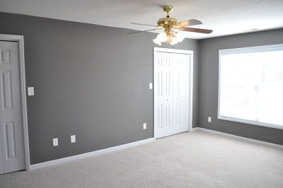 Custom Color By Sherwin Williams A Darkened Version Of Gauntlet Gray 140 Of Sw 7019 For The