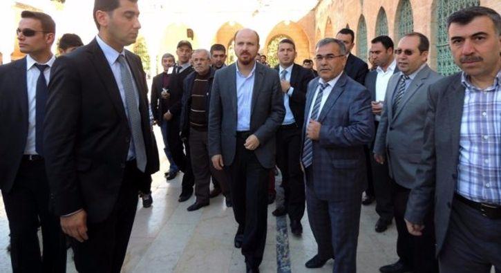 #GÜNDEM Bilal Erdoğan Şanlıurfa'da sivil toplum kuruluşu temsilcileriyle bir araya geldi: TÜGVA Yüksek İstişare Kurulu Üyesi Erdoğan,…