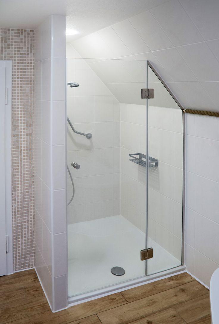best 25 attic shower ideas on pinterest attic attic. Black Bedroom Furniture Sets. Home Design Ideas