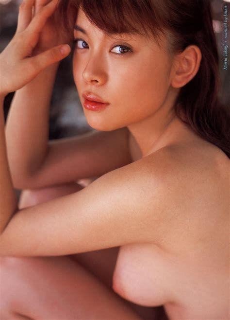 Seems maria takagi model something is