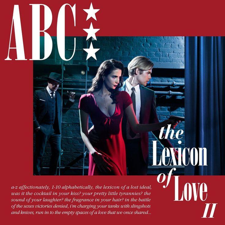 """ABC powracają z nowa płytą! Autorzy """"The Look Of Love"""" – wielkiego przeboju z początku lat 80-tych, wydają 27 maja nowy album. Nosi tytuł """"The Lexicon Of Love II"""" i stanowi muzyczną kontynuację debiutanckiej płyty ABC """"The Lexicon Of Love""""."""