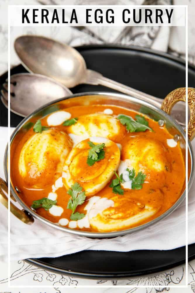Easy Thermomix Egg Curry (Kerala Egg Curry) Such a simple & authentic curry recipe, the Thermomix does all the work! via @thermokitchen